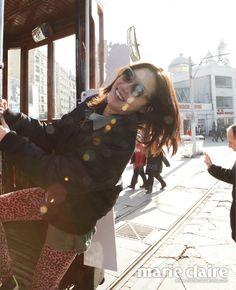 OMONA THEY DIDNT! Endless charms, endless possibilities ♥ - Marie Claire March issue: Gong Hyo Jin, So Yi Hyun, Son Dam Bi, Lee Yoon Ji, Lee Da Hae, Kim Hee Ae