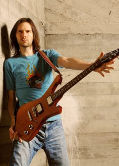 Paul Gilbert known for his highly-acclaimed technical guitar work with Racer X and Mr. Big, parted ways with Mr. Big in 1996, pursued his career as a solo guitarist and has evolved into a successful artist, he composes music in a wide variety of styles including pop, rock, metal, blues, jazz, funk and classical, best known for his versatility and speed.