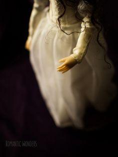 Handmade Ooak doll by Romantic Wonders