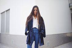 La instagramer Nina Urgell con prendas María Roch #mariaroch #ninaurgell #cdg_comunicacion #moda #modamujer #outfit #tendencias #fashion #modajoven #barcelona