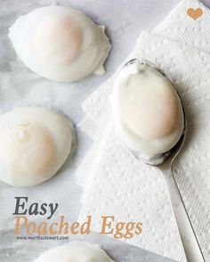 Poaching is a simple way to transform the humble egg into a luxurious treat. Once you get this technique down pat, you can enjoy poached eggs for an easy breakfast, a satisfying lunch, or a light dinner -- you can even make them in advance. Just follow our basic steps and you'll turn out excellent results every time.