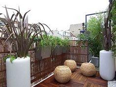 Elementi che contribuiscono alla privacy del vostro terrazzo
