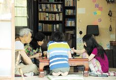 『きいろいゾウ』素朴なかわいらしさがにじみ出る ツマとムコの家   CINEmadori シネマドリ   映画と間取りの素敵なつながり