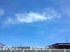 Start my day...... #sky #Monday