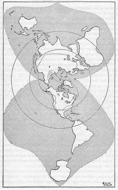 B.Fuller; Cartographer, Badass.