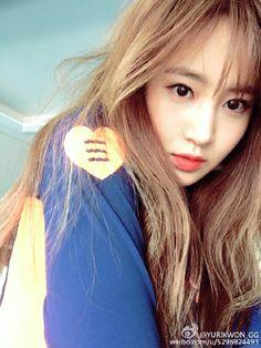 Happy 520 Day with SNSD's Yuri! ~ Wonderful Generation