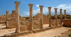 Amazing Cyprus: Ancient Ruins, Cyprus