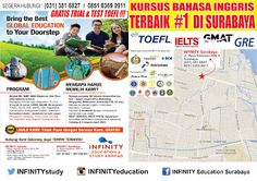 INFINITY Education Jl. Raya Kenjeran 486 A, Surabaya 031-3816827