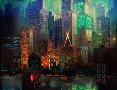 Resultado de imagen de transistor city