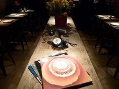 Restaurant La Grande Crèmerie   8, rue Grégoire-de-Tours  Paris (75006)   MÉTRO : Mabillon, Odéon & Saint-Germain des Prés  TÉL : +33 1 43 26 09 09