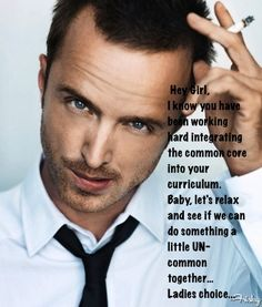 Hey Girl, I know you have been working hard integrating the common core into your curriculum. Baby, let's relax and see if we can do ...