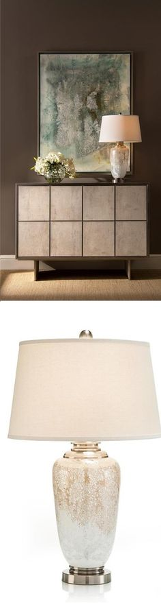 Contemporary table lamps to any modern house decor. The mid-century lighting designs that are making a presence in the world of interior design! Dining Room Light Fixtures, Modern Light Fixtures, Modern Lighting, Pendant Lighting Bedroom, Living Room Lighting, Bedroom Lamps, Hallway Lighting, Wall Lamps, Contemporary Table Lamps