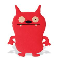 Ugly Doll Classic Plush Doll 12 Dave Darinko Red