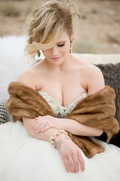 Nevada Desert Wedding - Amanda Megan Miller Photography