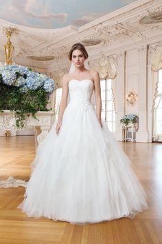 19 Beste Afbeeldingen Van Ballgown Bruidsjurken