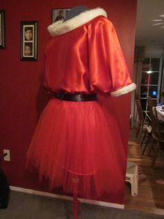 Mrs. Claus for SantaCon
