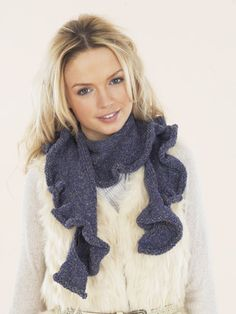Design from The Luxurious Aran Tweed Hand Knit Book (670) featuring 25 designs for women, men, girls and boys using Sublime Luxurious Aran Tweed.  | English Yarns