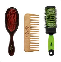 How To Find The Perfect Brush for all hair types!