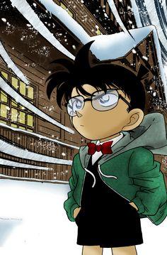 File 141 by Immedicmichi on DeviantArt Detective Conan Wallpapers, Lapidot, Magic Kaito, Case Closed, Stargazing, Anime Couples, Cute Art, Favorite Tv Shows, Manga Anime