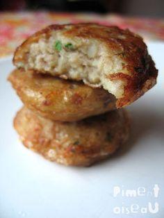 Boulette viande et pommes de terre