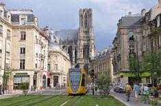 Reims   Reims et son tramway