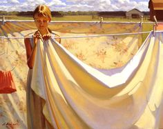 Silent Poem by Jeffrey T. Larson from Poesia Visual - Arte e Imagem Poesia Visual, Museum Studies, Portraits, Old Master, Mellow Yellow, Figure Painting, Figurative Art, Oeuvre D'art, Impressionism