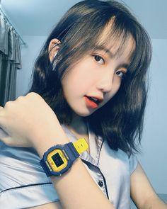 Girl Short Hair, Short Girls, Cute Korean Girl, Asian Girl, Beautiful Girl Image, Girls Image, Girl Humor, Ulzzang Girl, Girl Pictures