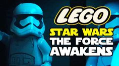LEGO Star Wars The Force Awakens Game: Playable Characters Kylo Ren, Finn, Rey and More! - Videot --> http://www.comics2film.com/star-wars/lego-star-wars-the-force-awakens-game-playable-characters-kylo-ren-finn-rey-and-more/  #StarWars