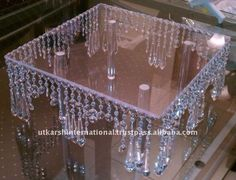 Wedding Cake Stand/hanging Crystals Cake Stand Photo, Detailed about Wedding Cake Stand/hanging Crystals Cake Stand Picture on Alibaba.com.
