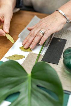 Botanisch kleurpallet Interior Design, Nest Design, Home Interior Design, Interior Designing, Home Decor, Interiors, Design Interiors