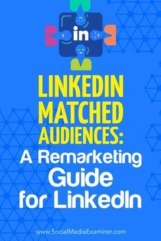 LinkedIn Matched Aud