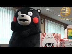 【貴重】くまモンが「シェアハピ」を踊る!? - YouTube