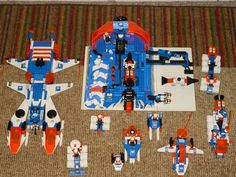 ice planet lego - Google Search