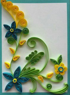 Best 8 Quilling Design For Beginners – SkillOfKing. Paper Quilling Cards, Arte Quilling, Paper Quilling Tutorial, Quilling Work, Paper Quilling Flowers, Paper Quilling Patterns, Origami And Quilling, Quilled Paper Art, Quilling Jewelry