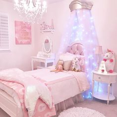 marvellous pink princess bedroom ideas | A Magical Space: Princess Bedroom Ideas | Princess ...
