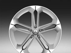 Tutorial link: How to design a car wheel in Photoshop