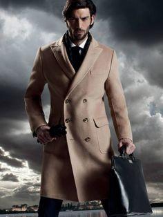 ♂ Masculine and elegance man's fashion winter wear Corneliani F/W 2013 Campaign