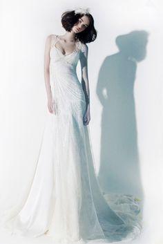 Victoria Kyriakides New 2014 Bridal Collection Designer Wedding Dresses, Bridal Dresses, Fashion Images, Women's Fashion, Red Carpet Fashion, Bridal Collection, Beautiful Bride, Bridal Style, Wedding Bells