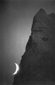 Search Moon images on Designspiration Look At The Moon, Over The Moon, Ansel Adams, Sun Moon, Stars And Moon, Into The Wild, Nature Sauvage, Shoot The Moon, Beautiful Moon