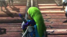 Hyrule Warriors   .Link