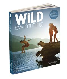The latest Wild Swimming book with 300 hidden dips in the rivers, lakes and waterfalls of Britain by author Daniel Start British Travel, Hidden Beach, Seen, Swimming Holes, Open Water, Guide Book, The Great Outdoors, New Books, Britain