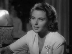 Play it Sam, Play As Time Goes By.. Ingrid Bergman, Humphrey Bogart, Frank Sinatra sings, Casablanca