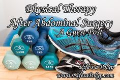 Life's a Polyp: Physical Therapy After Abdominal Surgery Mental Illness, Chronic Illness, Muscle Contraction, Physical Therapist, Pelvic Floor, Core Muscles, Home Health, Muscle Groups, Fitness Nutrition