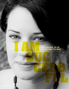 Words of Empowerment by Lucy Zachtchirinskaia, via Behance