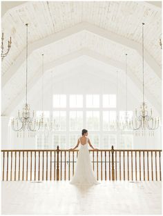 Barn Wedding Venue | The White Sparrow