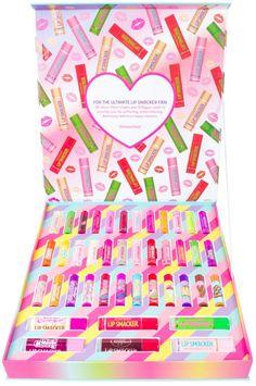 Exclusive: Lip Smacker's Vault Is the Ultimate Holiday Gift For Balm Junkies Christmas Card Crafts, Christmas Stuff, Flavored Lip Gloss, Diy Lip Gloss, Pop Art Girl, Nice Lips, Lip Plumper, Lip Balms, Colourpop Cosmetics