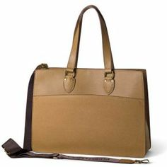 c4cfecf4f529 Italian Leather Business Laptop Tote