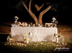 Enchanting wedding corner decoration | This is incredible! Great works by Papeterie Party Designer http://www.bridestory.com/papeterie-party-designer/projects/prewedding-photoshoot