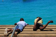 Cape Verde - Watching The Fishes