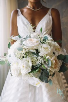 September Wedding - Brides Bouquet